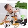 Đồ chơi mô hình National Geographic, động vật rừng nhiệt đới -