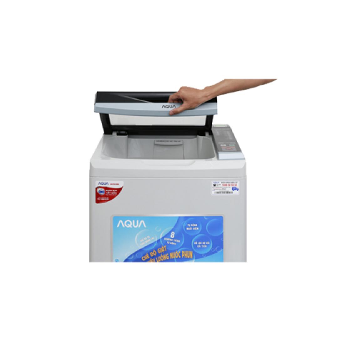 Máy giặt Aqua 8.5 kg AQW-S85AT H-Thế giới đồ gia dụng HMD