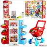 Set đồ chơi siêu thị-Thế giới đồ gia dụng HMD