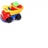 Bộ đồ chơi cát kèm 2 xe mô hình-Thế giới đồ gia dụng HMD