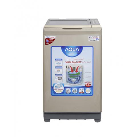 Máy giặt Aqua 9 kg AQW-W90AT N-Thế giới đồ gia dụng HMD