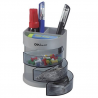 Khay cắm bút đa dụng 4 ngăn-Thế giới đồ gia dụng HMD