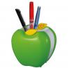 Khay cắm bút hình quả táo-Thế giới đồ gia dụng HMD