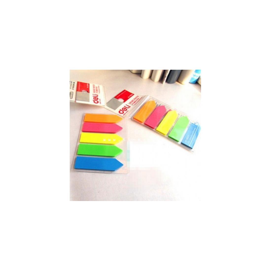 Giấy nhớ 5 màu-Thế giới đồ gia dụng HMD