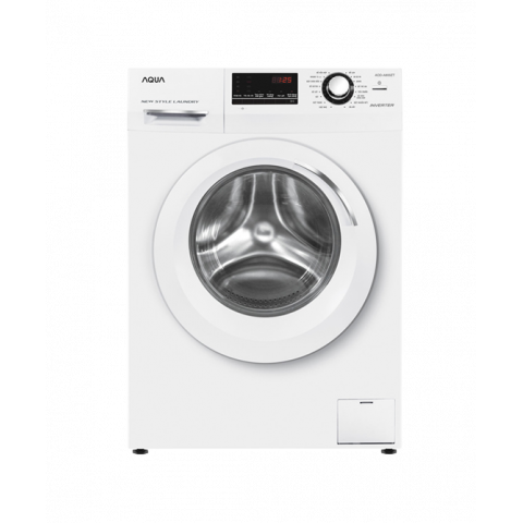 Máy giặt lồng ngang Aqua AQD-A800ZT-Thế giới đồ gia dụng HMD
