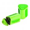 Gọt chì 2 cỡ lỗ Lyra groove twin hole sharpener, có ống đựng