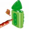 Gọt chì 2 cỡ lỗ Lyra groove twin hole sharpener, có ống đựng rác EQViet