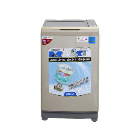 Máy giặt inverter Aqua 9 kg AQW-D90AT(N)-Thế giới đồ gia dụng