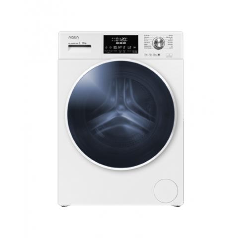 Máy giặt lồng ngang Aqua AQD-D1000C-Thế giới đồ gia dụng HMD