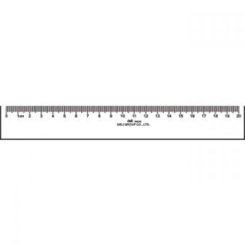 thước kẻ 20 cm-Thế giới đồ gia dụng HMD