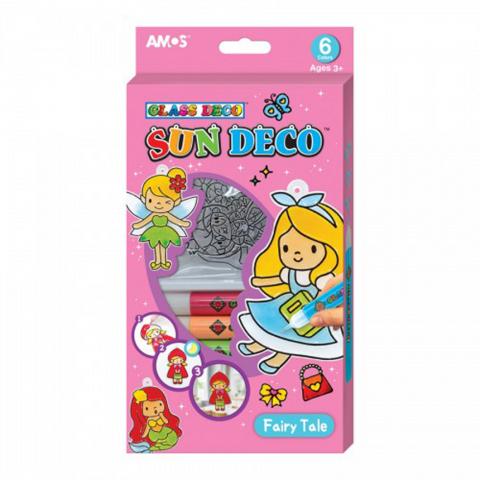 Bộ màu vẽ trang trí công chúa-Thế giới đồ gia dụng HMD