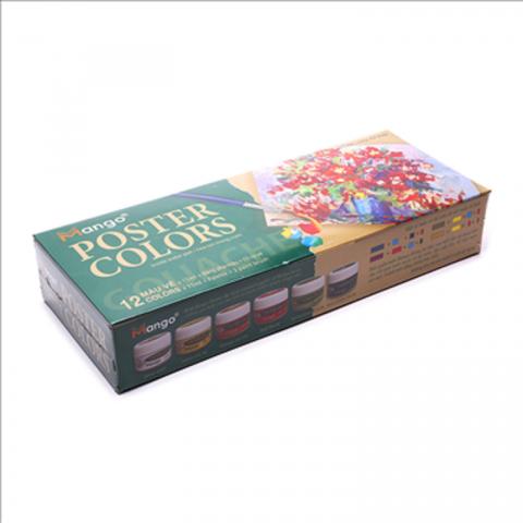 Màu vẽ 15 ml -12 màu-Thế giới đồ gia dụng HMD