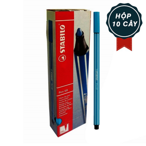 Bút lông 68,1.0mm các màu-Thế giới đồ gia dụng HMD