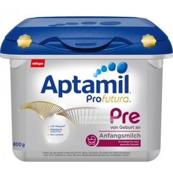 Sữa Aptamil Profutura Pre (Đức) (800g) (bé sinh non)-Thế giới