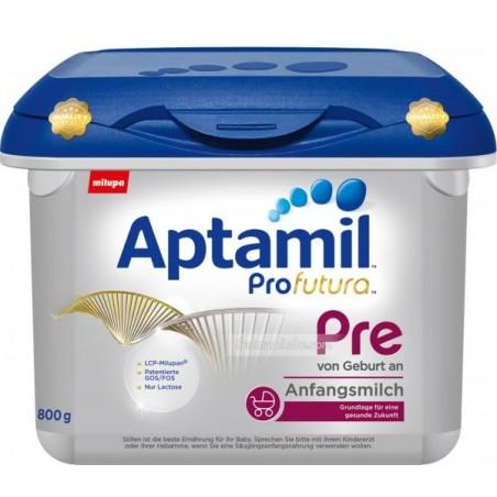 Sữa Aptamil Profutura Pre (Đức) (800g) (bé sinh non)