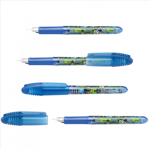 Bút máy Schneider Zippi Blue-Thế giới đồ gia dụng HMD