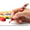 Bút chì màu Easycolors hình thể học dùng tay phải-Thế