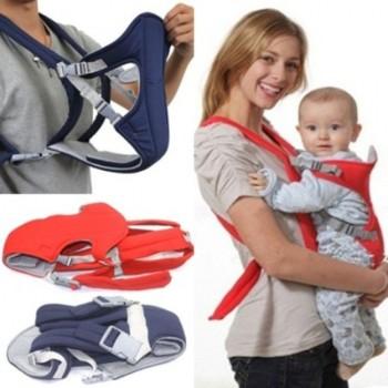 Địu em bé Baby carrier 4 tư thế-Thế giới đồ gia dụng HMD