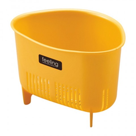 Rổ góc - Màu vàng-Thế giới đồ gia dụng HMD