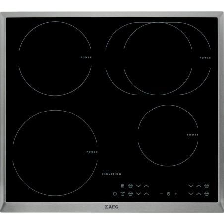 Bếp từ 4 vùng nấu AEG-HK 634250XB