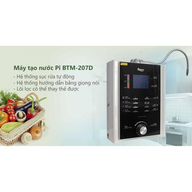 Máy tạo nước Pi Biontech BTM-207D-Thế giới đồ gia dụng HMD