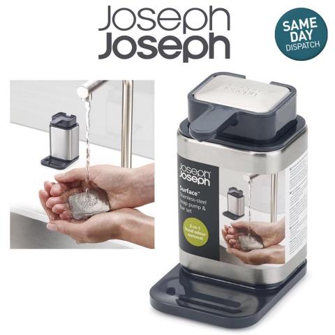 Hộp đựng nước rửa tay và khay đựng phụ kiện bồn rửa bát Joseph