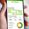 Irobot romba 960 hàng mỹ có app, định vị bằng camera chạy thông