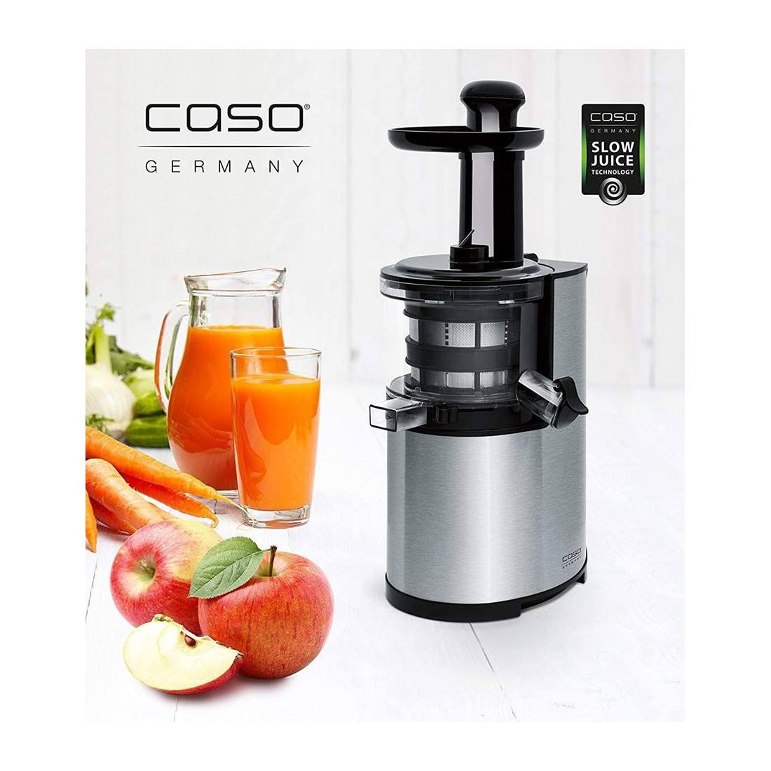 Máy ép trái cây chậm Caso SJ200, công suất 200W, 90