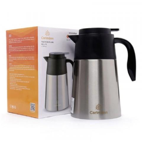 Bình cà phê giữ nhiệt Carlmann BES-178-Thế giới đồ gia dụng HMD