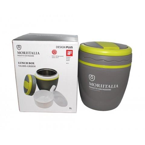 Hộp cơm giữ nhiệt Moriitalia 1 lít VA100S-P-Thế giới đồ gia