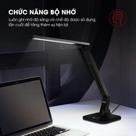 Đèn bàn Led chống cận TaoTronics TT-DL01-Thế giới đồ gia dụng