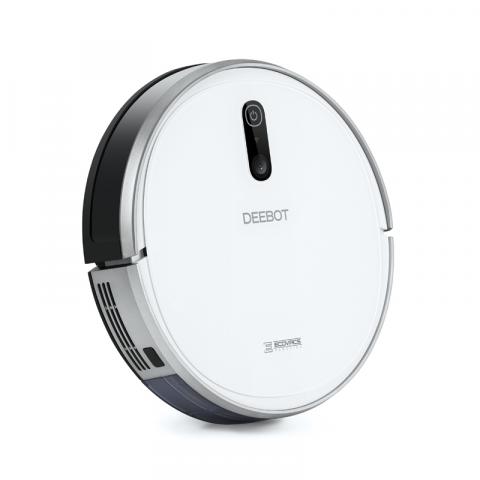 Robot hút bụi Ecovacs Deebot 710 DS3G-Thế giới đồ gia dụng HMD