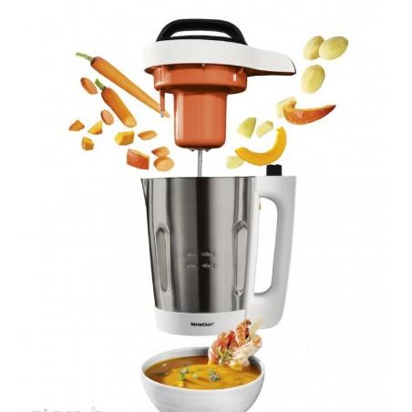 Máy sữa đậu nành, sữa hạt, nấu súp Silvercrest SMK 1000 A1-Thế