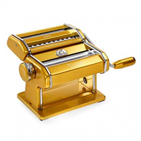 Máy làm mì Marcato Atlas 150 màu vàng (Italy)-Thế giới đồ gia