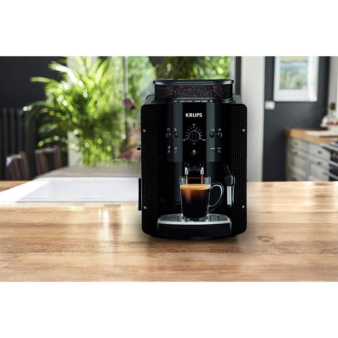 Máy pha cafe tự động Krups EA 8108-Thế giới đồ gia dụng HMD