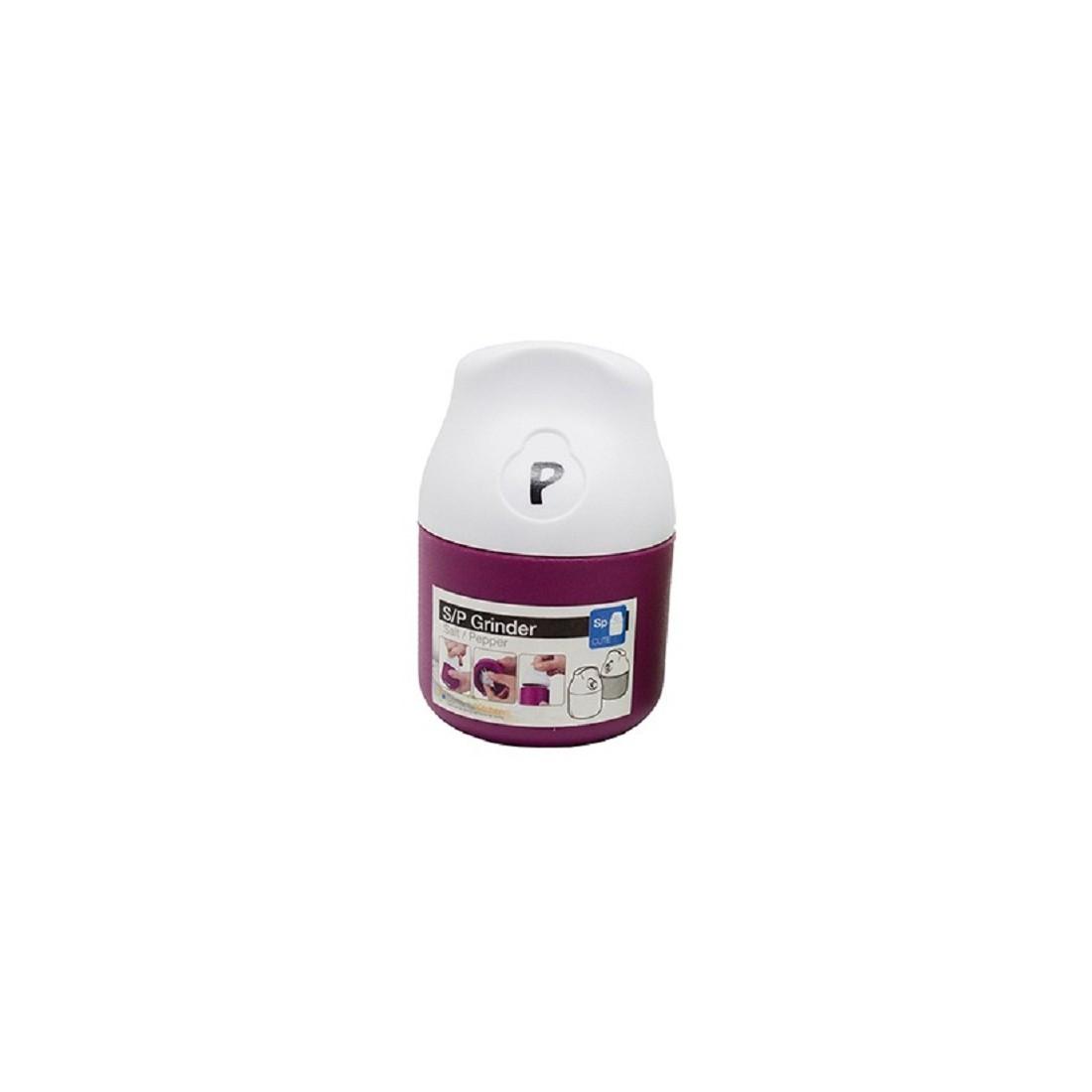 Hũ xay tiêu màu tím 100ml-Thế giới đồ gia dụng HMD