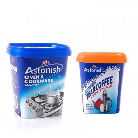 Bộ sản phẩm tẩy rửa Astonish 2 món-Thế giới đồ gia dụng HMD