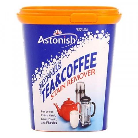 Bột tẩy rửa cặn trà, cà phê và Astonish-Thế giới đồ gia dụng HMD