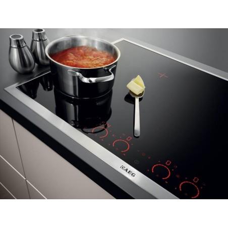 Bếp từ 4 vùng nấu AEG HK973500FB, cảm ứng điện tử trực tiếp