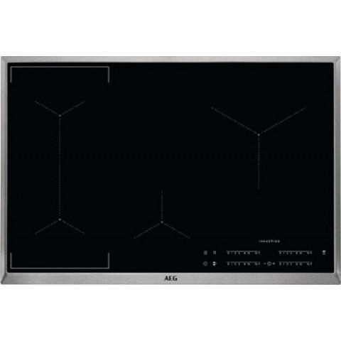 Bếp từ 4 vùng nấu AEG IKE84441XB, vùng nấu cảm ứng, chức năng