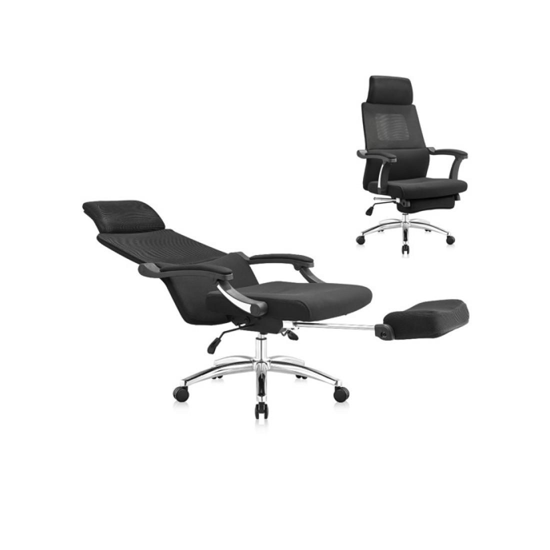 Ghế ngả trưa văn phòng S606-Thế giới đồ gia dụng HMD