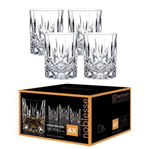Bộ 4 cốc Pha lê Nachtmann Whisky, dung tích 295ml-Thế giới đồ