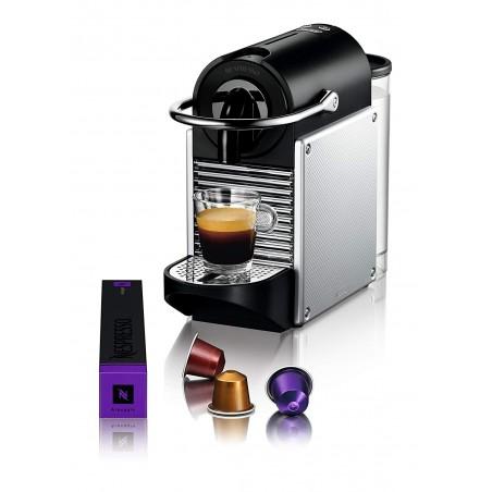 Máy pha cà phê viên nén Delonghi Nespresso Pixie EN125.S-Thế