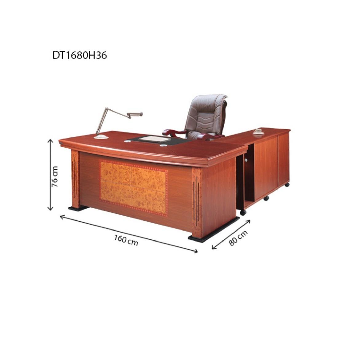 Bàn lãnh đạo DT1680H36-Thế giới đồ gia dụng HMD