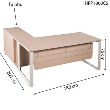 Bàn lãnh đạo Royal HRP1800C5-Thế giới đồ gia dụng HMD