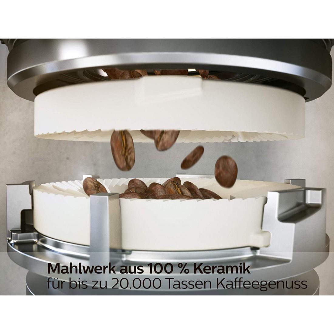 Máy pha cà phê tự động Philips EP2220 / 10, màn hình cảm