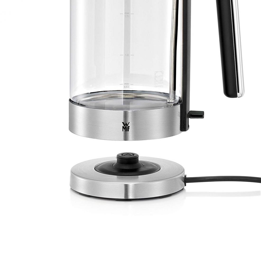 Ấm siêu tốc WMF Lono Glass, thủy tinh, công suất 3000 w-Thế