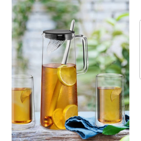 Bộ uống trà của WMF Tea time-Thế giới đồ gia dụng HMD
