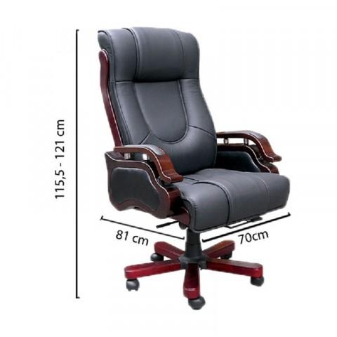 Ghế giám đốc TQ01-Thế giới đồ gia dụng HMD