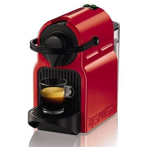 Máy pha cafe viên nén Krups Nespresso Inissia, đỏ-Thế giới đồ
